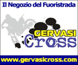 Gervasi Cross Shop su MotocrossAddiction.com