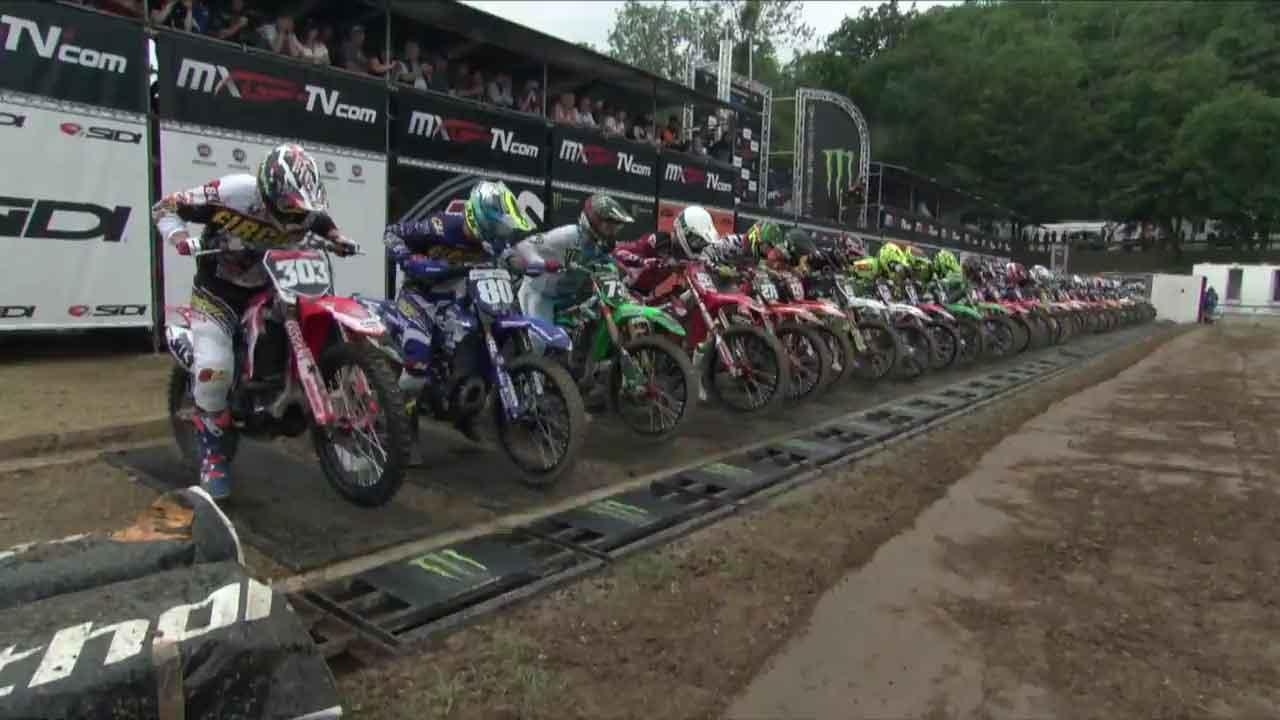 EMX250 Round Of France Ernée Race Highlights