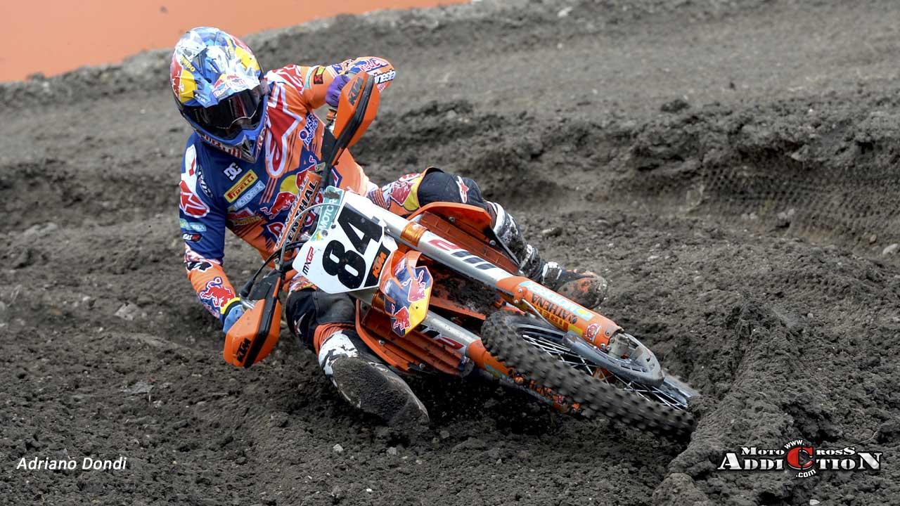 Jeffrey Herlings MXGP of Germany Teutschenthal