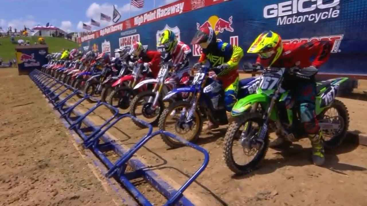 High Point National Full Races