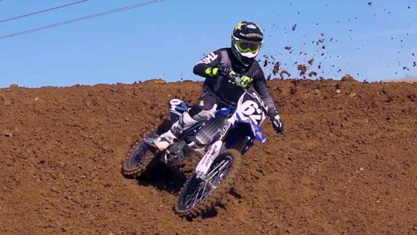 Justin Cooper Supercross Training