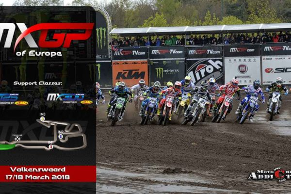 2018 MXGP of Europe - The Netherlands - Valkenswaard