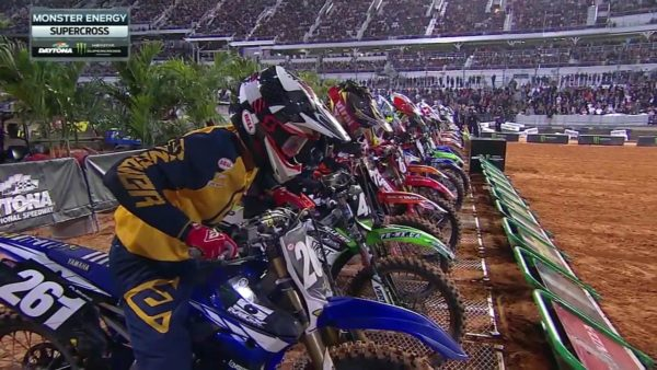 2018 Supercross Daytona 250SX Race Highlights