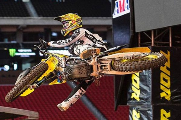 Jimmy Decotis 2018 Supercross Atlanta