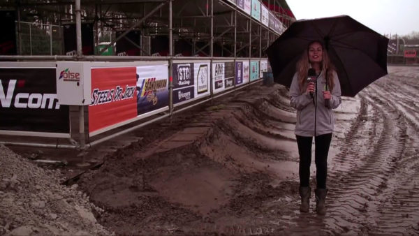 Lisa Leyland 2018 MXGP of Europe Valkenswaard Welcome Message